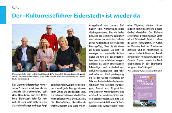 Friesenanzeiger - Ausgabe Juli 2017