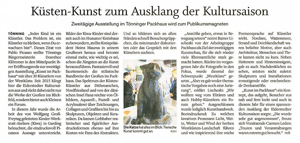 Husumer Nachrichten - 04. September 2017 width=