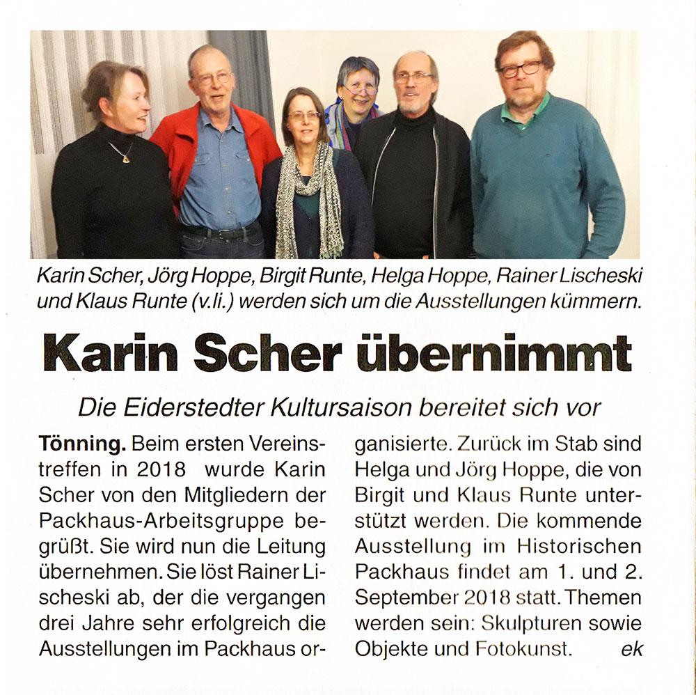 Eiderkurier - Packhaus - 20. Januar 2018 width=