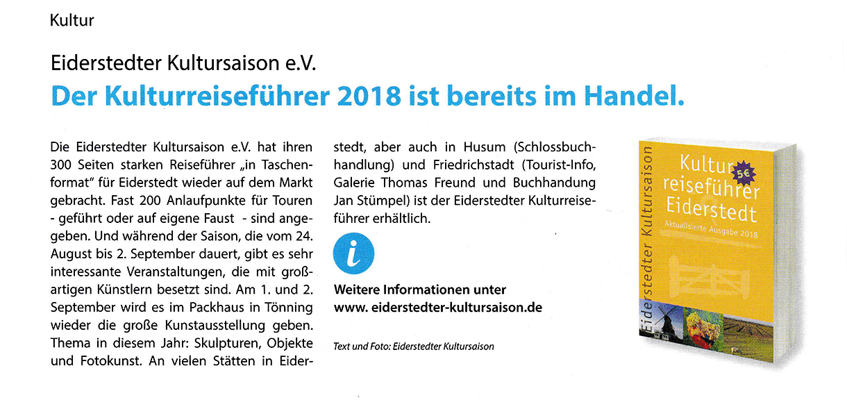Friesenanzeiger - Juni 2018 width=