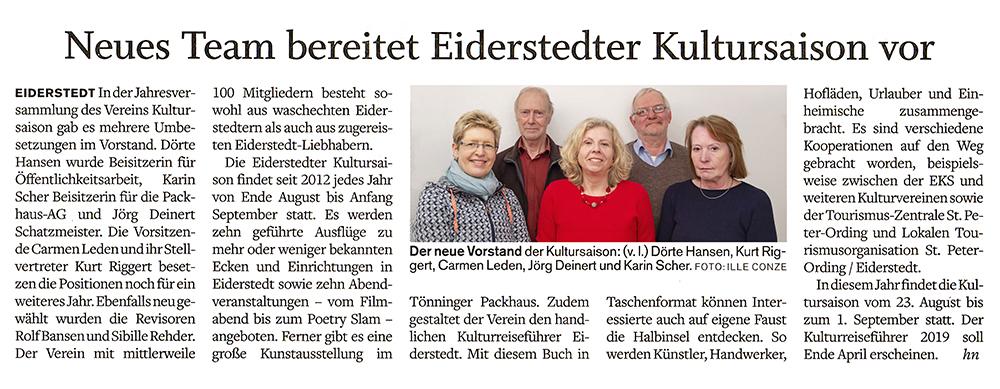 Husumer Nachrichten / 20. März 2019 width=