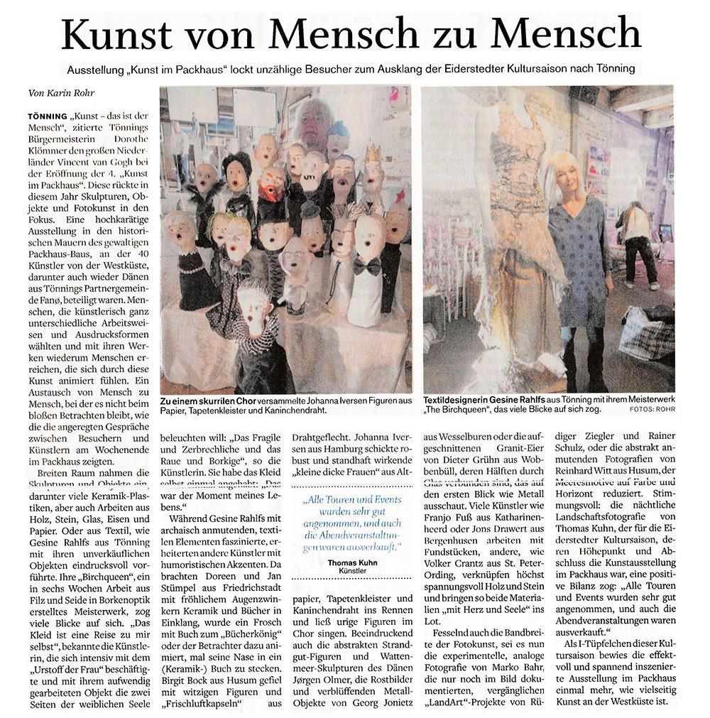 Husumer Nachrichten / 3. September 2018 width=