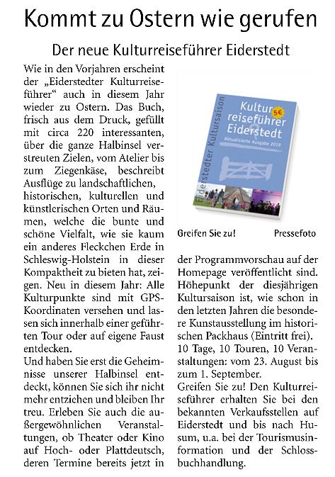 Wochenschau / 20. April 2019 width=